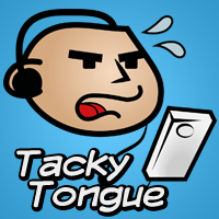 Tacky Tongue